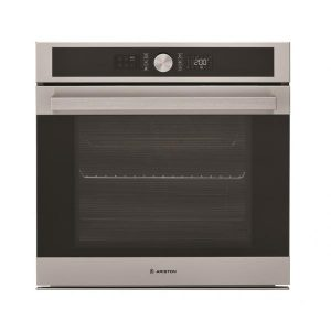 Ariston Fi5854pixaaus 600mm Stainless Steel Built In Pyrolytic Oven