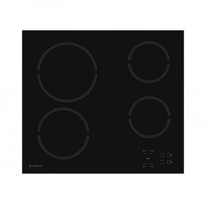 Ariston Hr601caaus 600mm Touch Control Ceramic Cooktop