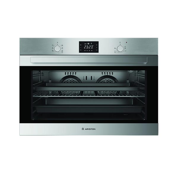 Ariston Ms5844ixaaus 900mm Stainless Steel Built In Oven