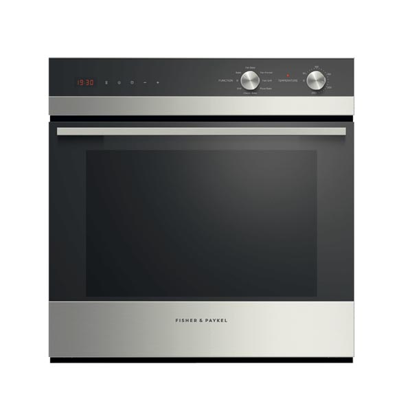 Fisher & Paykel Ob60sc7cex2 600mm Stainless Steel Built In Oven