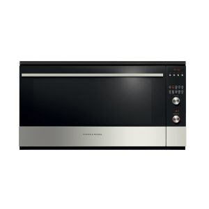 Fisher & Paykel Ob90s9mepx3 900mm Stainless Steel Built In Pyrolytic Oven
