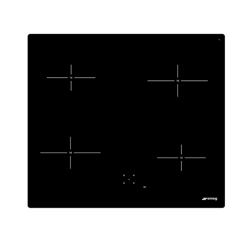 Smeg Sa611xc 1 600mm Touch Control Ceramic Cooktop (clearance)