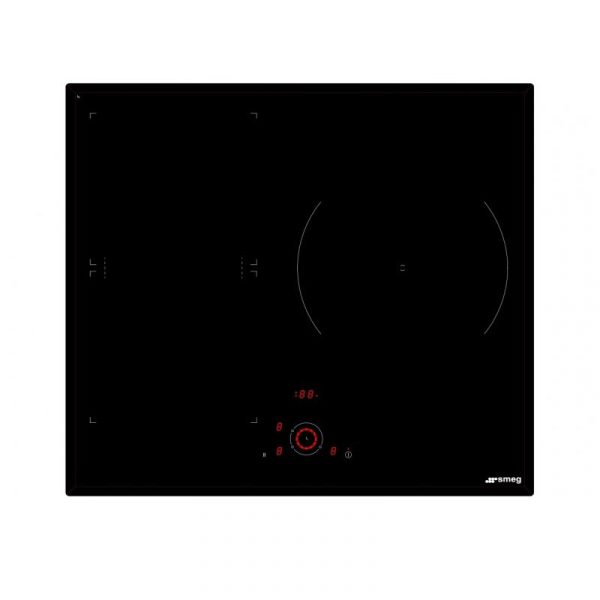 Smeg Sai613b 600mm Induction Cooktop