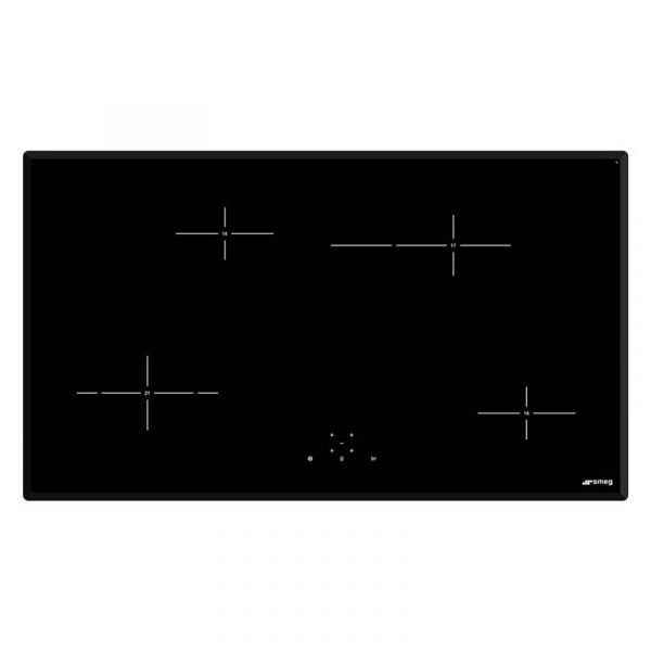 Smeg Se394emtbau 900mm Touch Control Ceramic Cooktop
