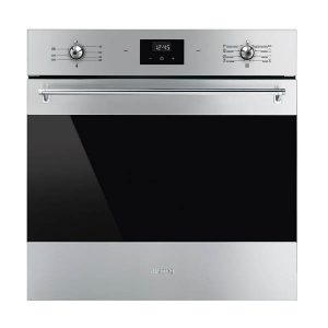 Smeg 0000 Sfpa6300tvx 600mm Stainless Steel Classic Thermoseal Pyrolytic Oven