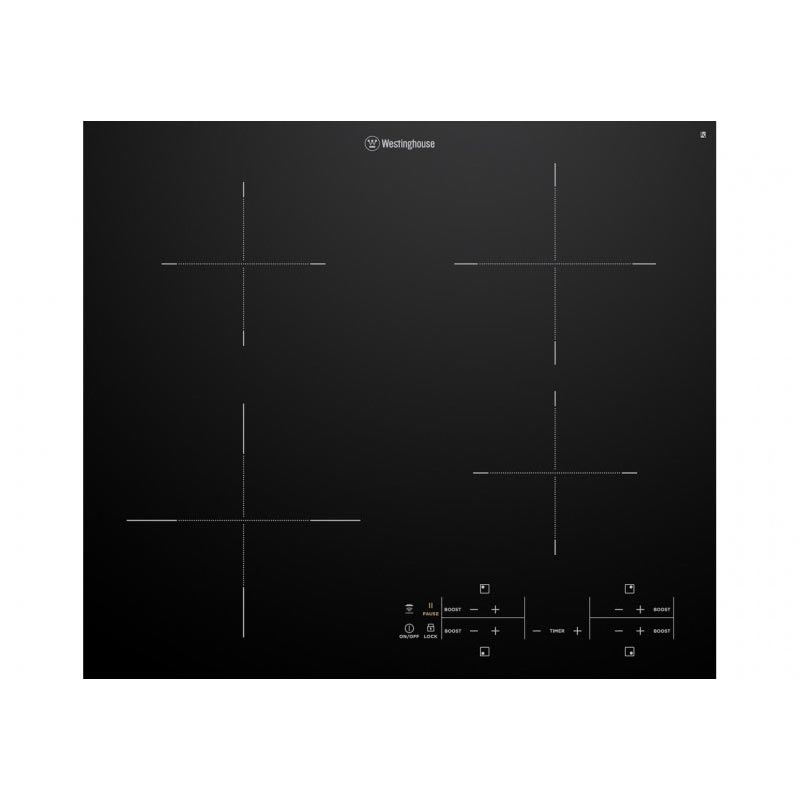 Westinghouse Whi643bc 600mm Induction Cooktop