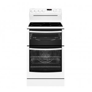 Westinghouse Wle547wa 540mm White Ceramic Top Electric Upright Cooker