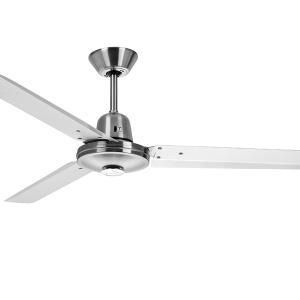 Clipsal Ceiling Fan 3 Blade Stainless Steel