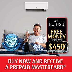 Fujitsu Free Money Logo 2021